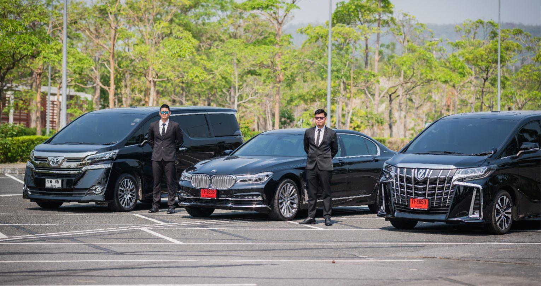 เช่า รถหรู รุ่นใหม่ Benz BMW Alphard