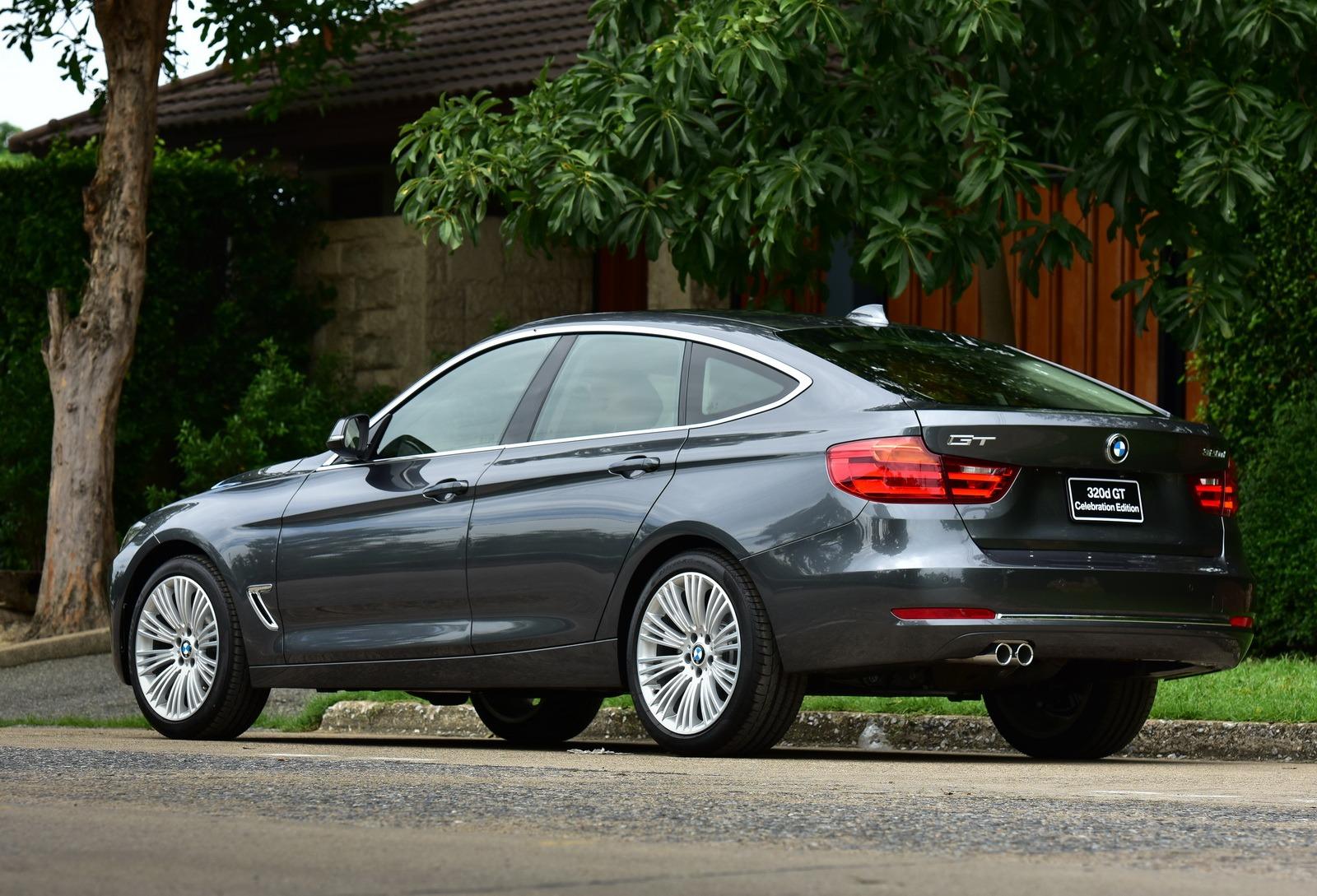 เช่ารถ BMW 3GT