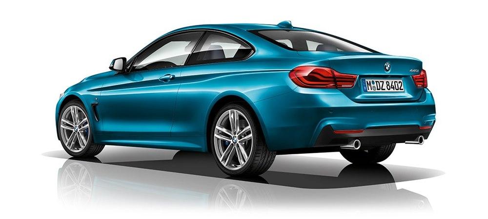 เช่ารถ BMW 4 Coupe เชียงใหม่