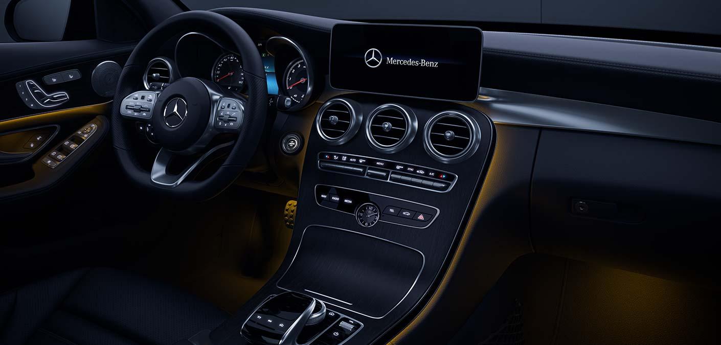 เช่ารถ Benz C Sedan เชียงใหม่