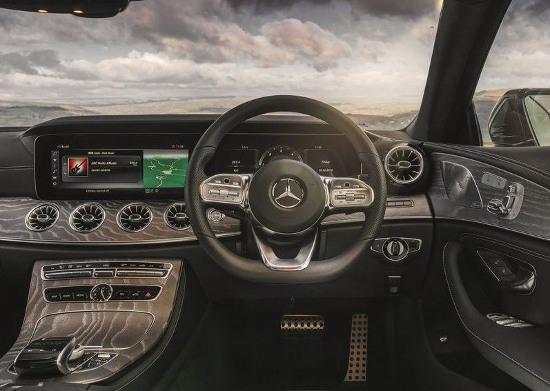 เช่ารถ Benz CLS เชียงใหม่