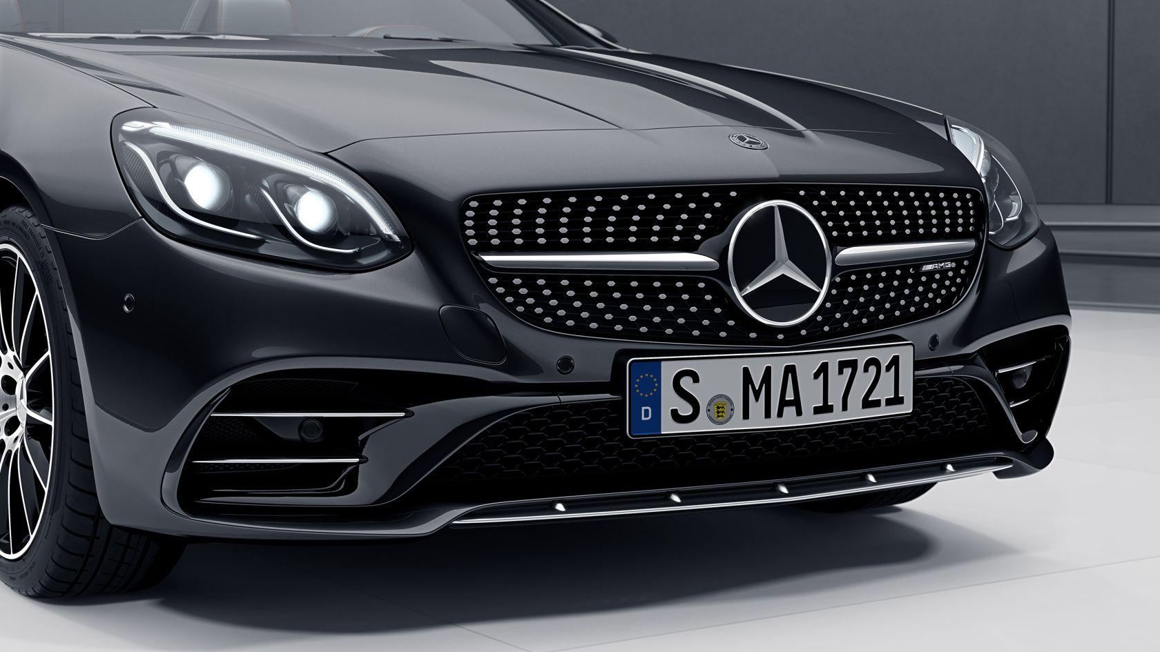 เช่ารถ Benz SLC Roadster