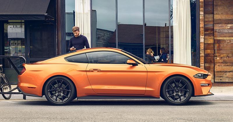 เช่ารถ Ford Mustang