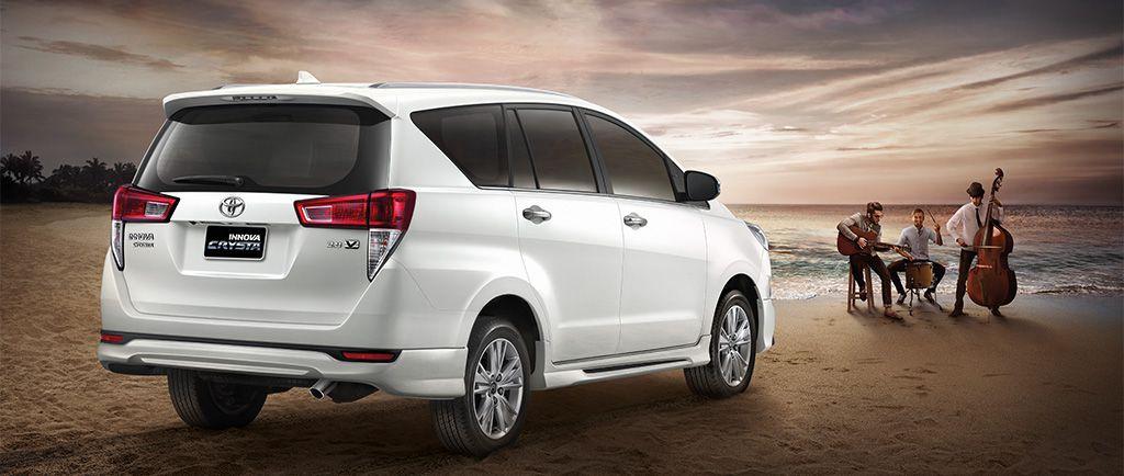 เช่ารถ Toyota Innova เชียงใหม่