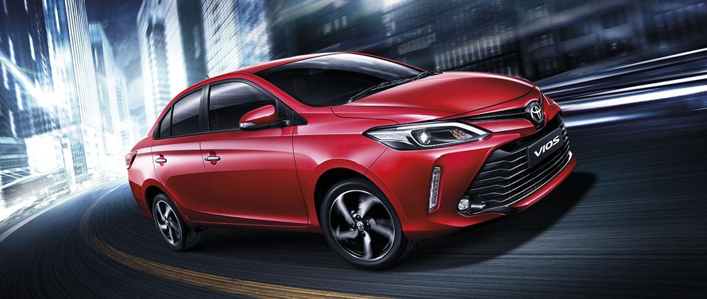 เช่ารถ Toyota Vios เชียงใหม่