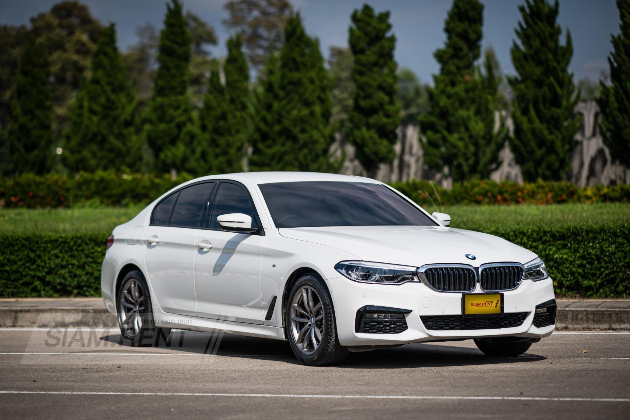 เช่ารถ BMW Series 5 เชียงใหม่