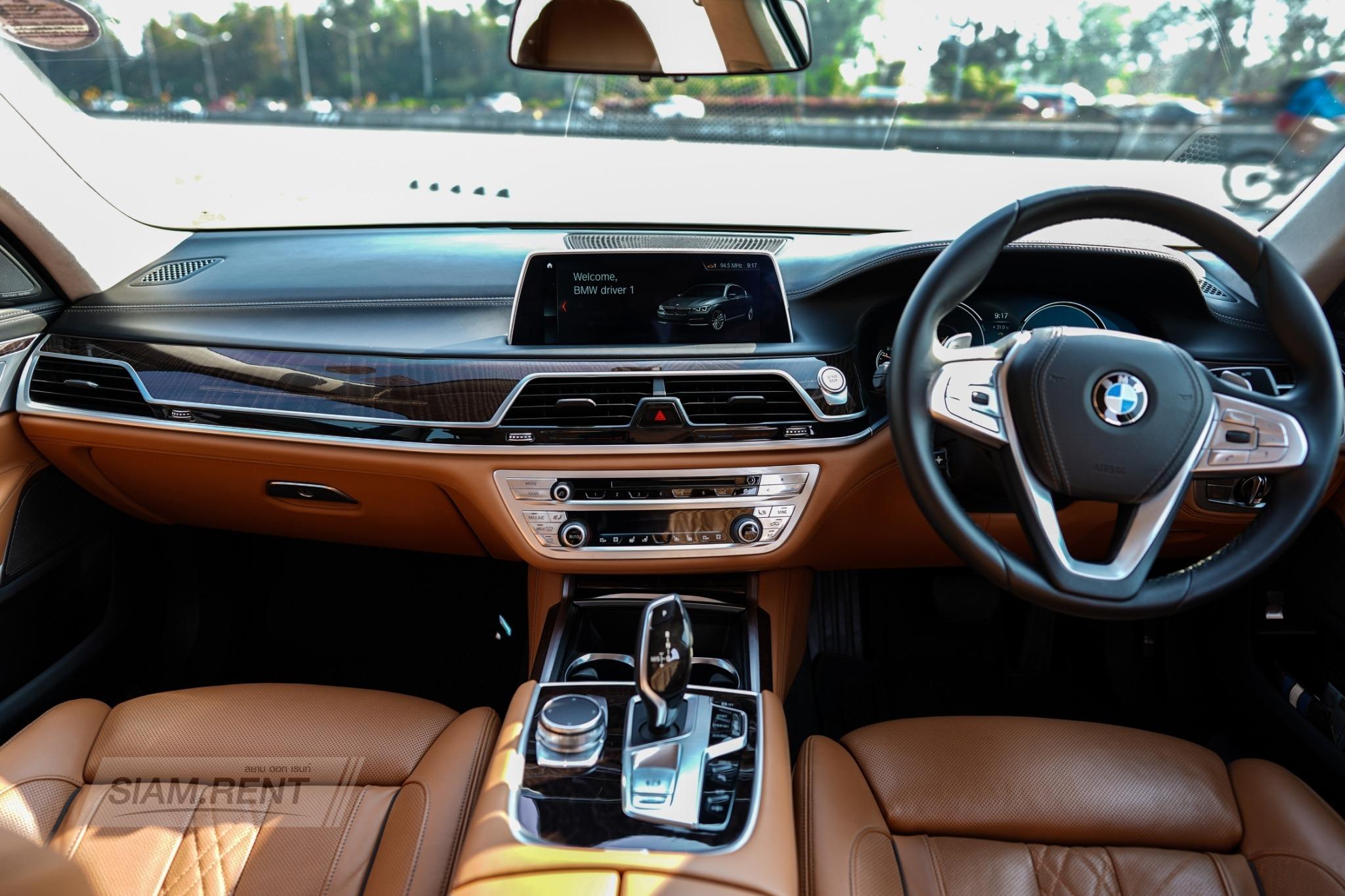 เช่ารถ BMW SERIES 7