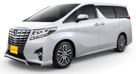 เช่ารถ Toyota Alphard