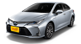 เช่ารถ Toyota Altis