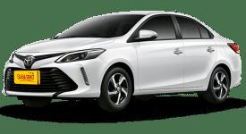 เช่ารถ Toyota Vios
