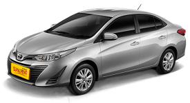 เช่ารถ Toyota Yaris Ativ